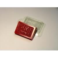 Иероглиф - Деньги, форма для мыла пластиковая