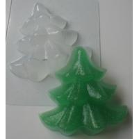 Елка, форма для мыла пластиковая