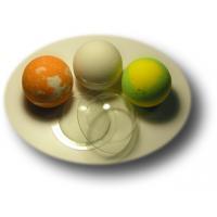 Сфера средняя, форма для мыла пластиковая