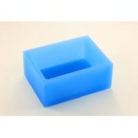 Прямоугольник, силиконовая форма для текстуры  7,5*5,5