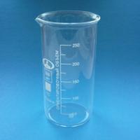Стакан стеклянный, термостойкий 250мл