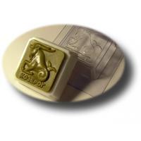 Зодиак - Козерог, форма для мыла пластиковая