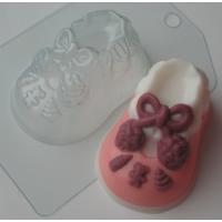 Пинетка, форма для мыла пластиковая