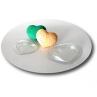 Сердце Малое, Комплект Из 2 Форм, форма для мыла пластиковая