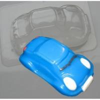 Автомобиль ЕХ, форма для мыла пластиковая, 1шт