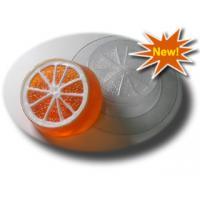 Апельсин, 1 шт, форма пластиковая
