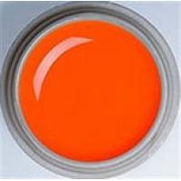 Оранжевый неоновый гелевый пигмент, 10гр