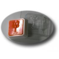 Зодиак - Рак, форма для мыла пластиковая