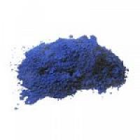Синий (индигокармин), краситель сухой, пищевой, 50 гр