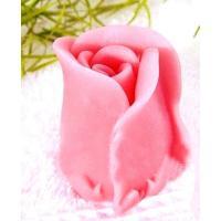 Бутон Розы 3D, форма силиконовая