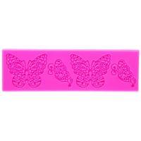 Бабочки, текстурный коврик