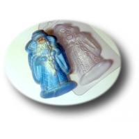 Дедушка Мороз МФ, форма силиконовая