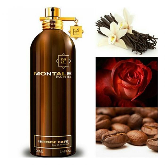 Montale - Intense Cafe, 50 гр, отдушка Франция