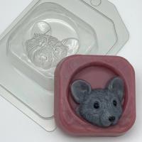 Мышь в норке EX, 1 шт, форма пластиковая