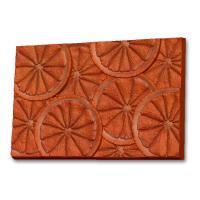 Апельсин (текстурный лист) ТД, 1 шт, форма пластиковая