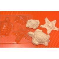 Морские БП, 1шт, форма для мыла пластиковая