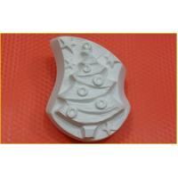 Ёлка волна БП, 1шт, форма для мыла пластиковая