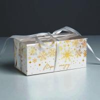 """Коробка """"Верь в сказку"""" 16*8*7.5 см"""