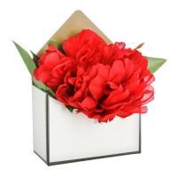"""Коробка для букета """"В прекрасном мире цветов"""", 11*20*6,5 см, 1шт"""