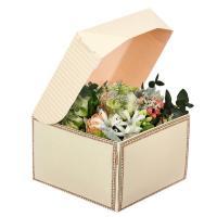"""Коробка для букета """"Летай от счастья"""", 12*8*12 см, 1шт"""