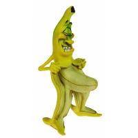Банан-Хулиган 3D, форма силиконовая