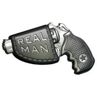 Real MAN БП, 1 шт, форма пластиковая