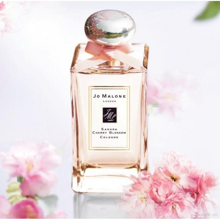 Jo Malone - Sakura Cherry Blossom, 10 гр, отдушка Франция