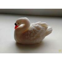 Лебедь 3D, форма силиконовая