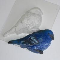 Птичка ЕХ, 1шт, форма пластиковая