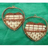 Корзина кашпо сердечки (набор 2 шт)