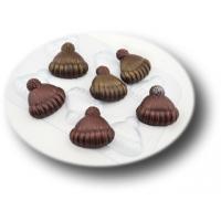 Шапочки МФ, 1 шт, форма для мыла и шоколада пластиковая