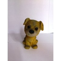 Собака №2 3D, форма силиконовая