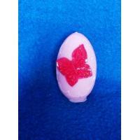 Яйцо - Бабочка 3D, форма силиконовая