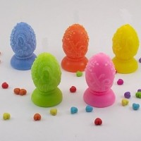 Яйцо - Светлой Пасхи, форма силиконовая 3D