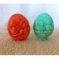 Яйцо - Цыплята 3D, форма силиконовая