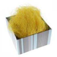 Наполнитель бумажный Желтый, 50 грамм