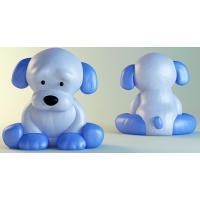 Щенок 3D, форма силиконовая