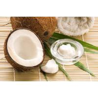 Кокосовое масло экологически чистое девственное, 100 мл