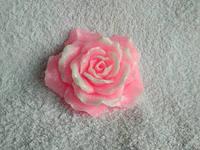 Роза чайная, форма силиконовая