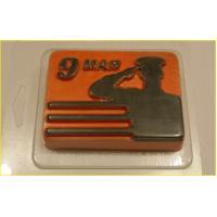 9 Мая Солдат, БП, 3шт, форма пластиковая