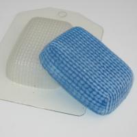 Вязаное ЕХ, форма для мыла пластиковая