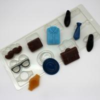 Ассорти / Мужской набор, 1 шт, форма пластиковая