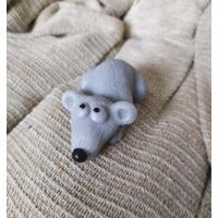 Мышаня 3D, форма силиконовая