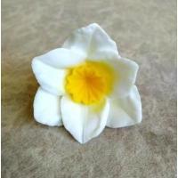 Нарцисс средний 3D, форма силиконовая