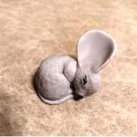 Мышка мини 3D, форма силиконовая