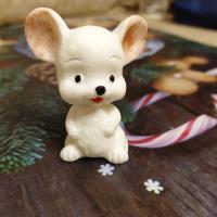 Мышка Малышка 3D, форма силиконовая