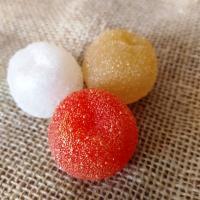 Ягода сахарная 3D, форма силиконовая