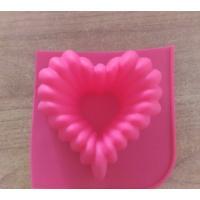 Сердце заварное, форма силиконовая