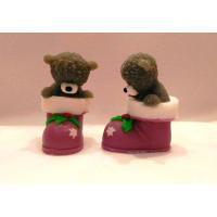 Мишка в носке 3D, форма силиконовая