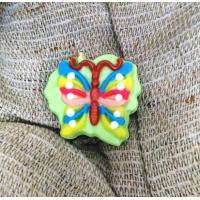 Бабочка, форма резиновая